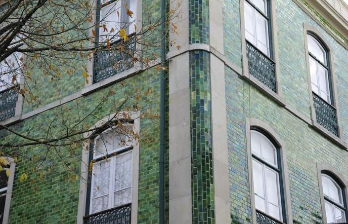 Wie Ich In Lissabon Zum Fliesen Fan Wurde - Fassaden fliesen kaufen