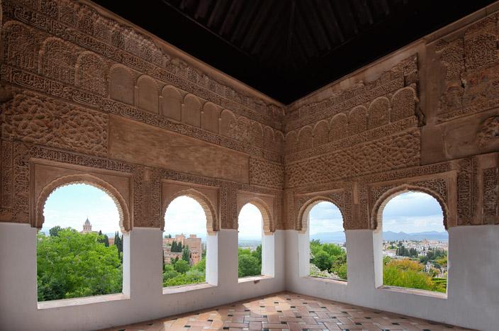 Granada Alhambra Generalife