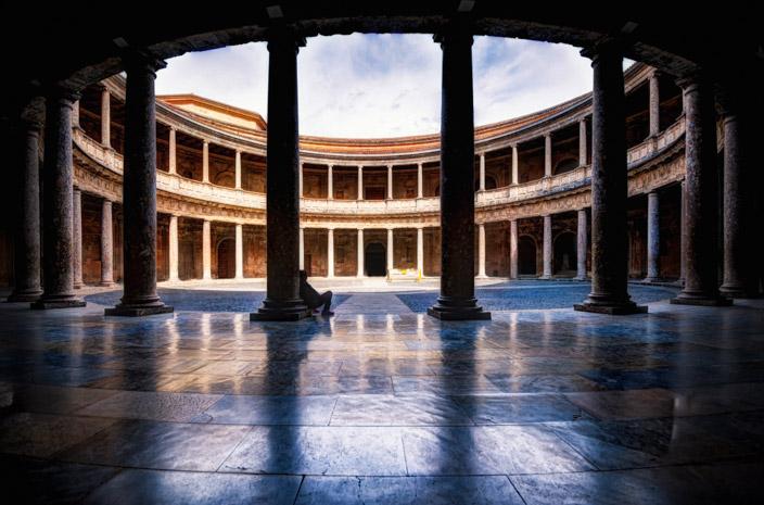 Granada Alhambra Karl