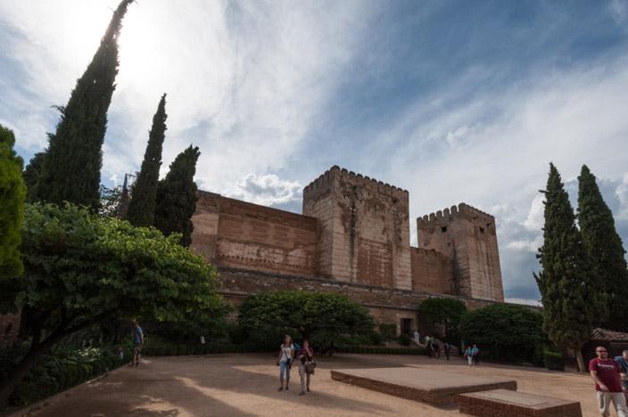 Granada Alhambra Alcazaba