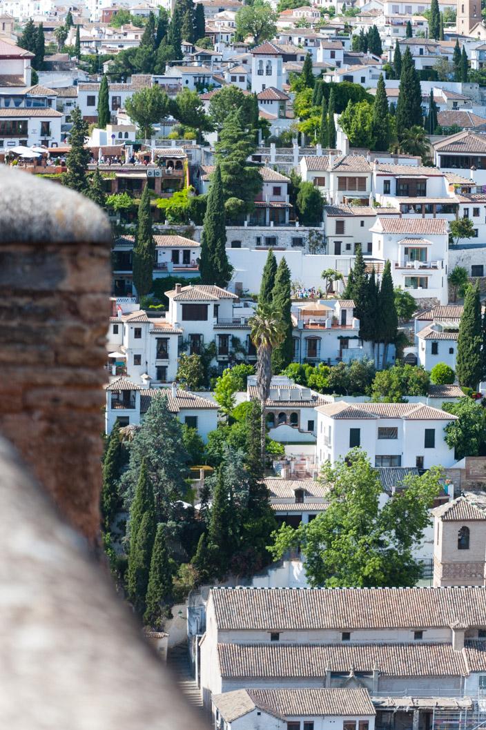 Granada Alhambra Albacin