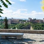 Heute Prinzessin: Zu Besuch in Granada und der Alhambra