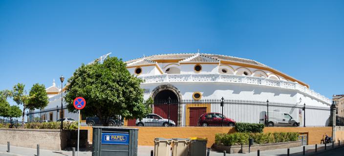 Sevilla Stierkampf