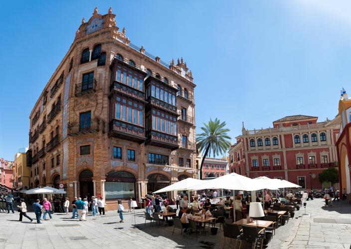 Sevilla Platz