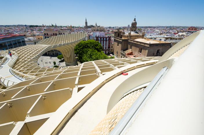 Sevilla Plaza de la Encarnación