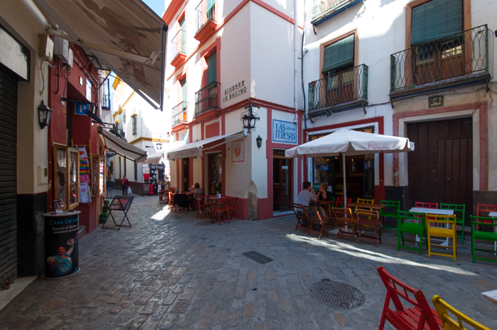 Sevilla Gasse