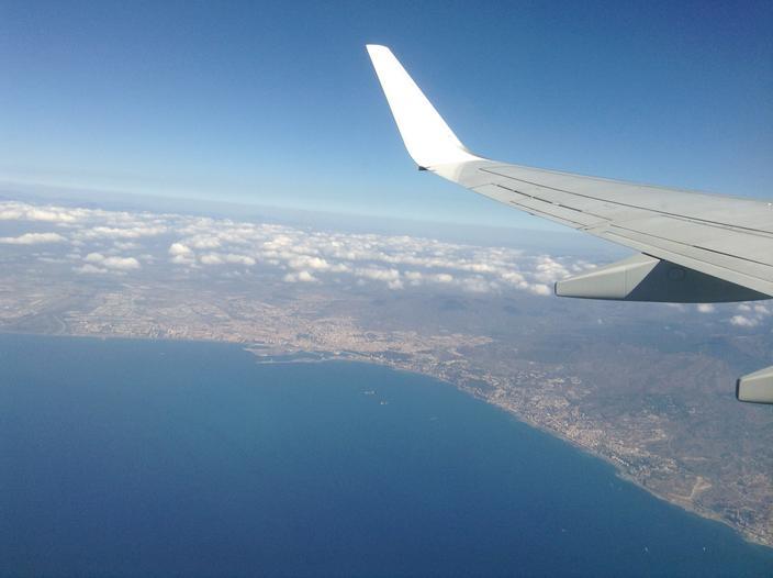 Ryanair Flug Malaga