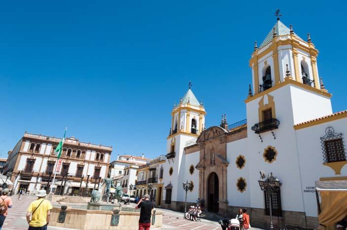 Ronda-Kirche