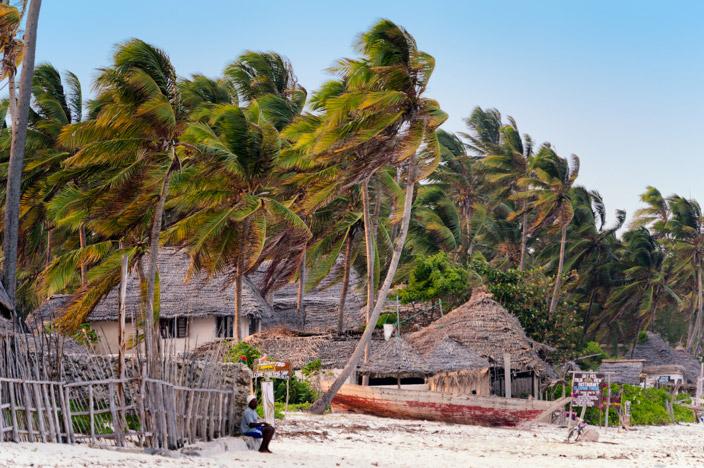 Afrika Sansibar Strand