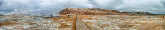 Island schwefel