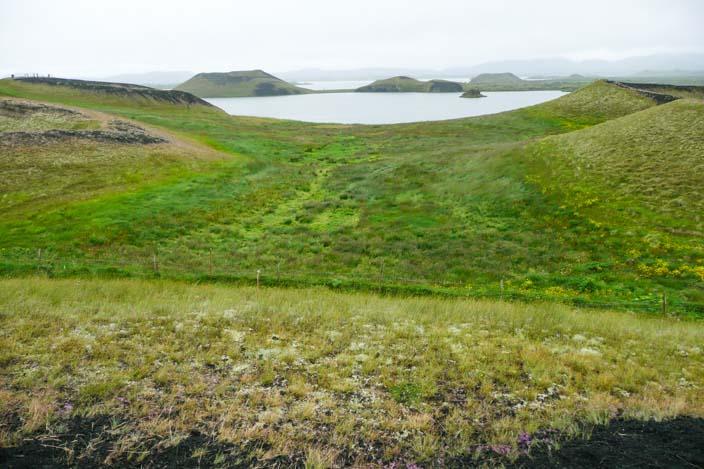 island myvatn