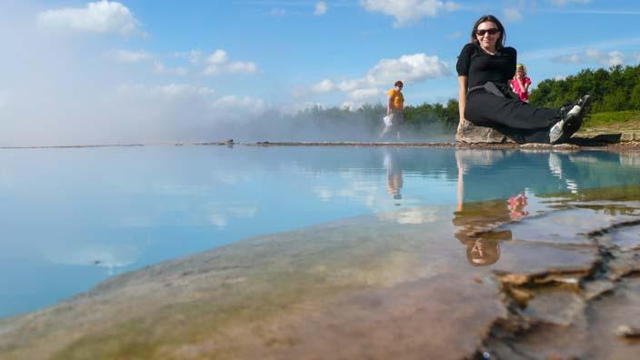 island geothermal
