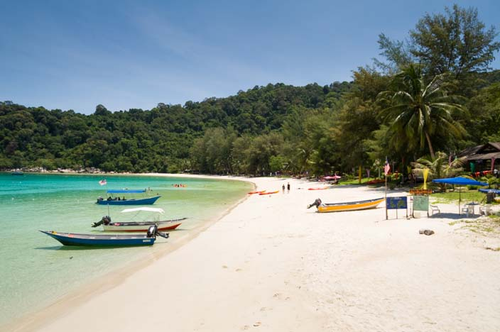 Strand Perhentian Islands