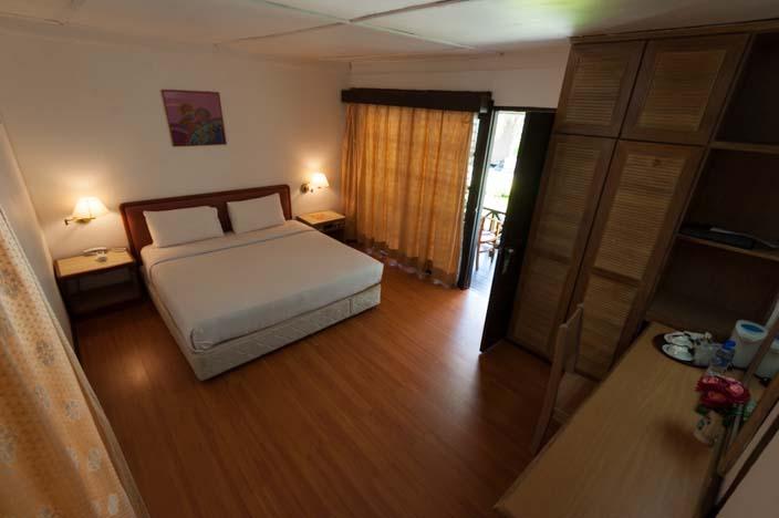 Perhentian Island Resort Zimmer