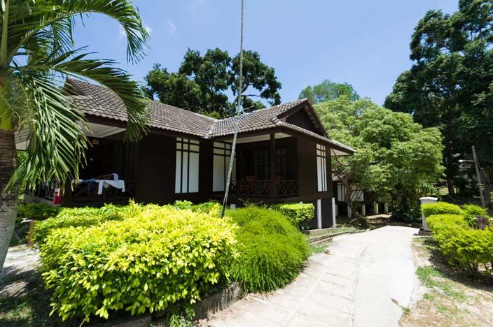 Perhentian Island Resort Gebäude