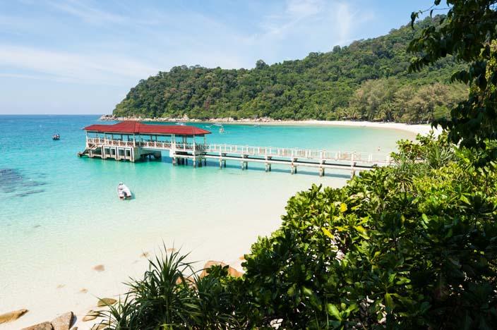 Perhentian Island Resort Strand