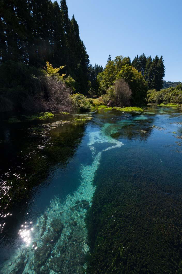 Neuseeland Wassersee kristallklar