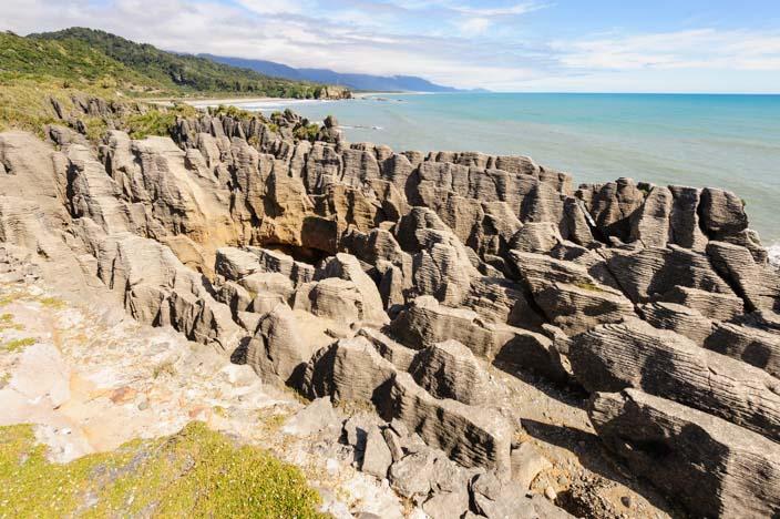 Neuseeland Pancake Rocks