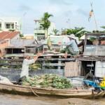 Mekong Delta: eine Reise zu den schwimmenden Märkten