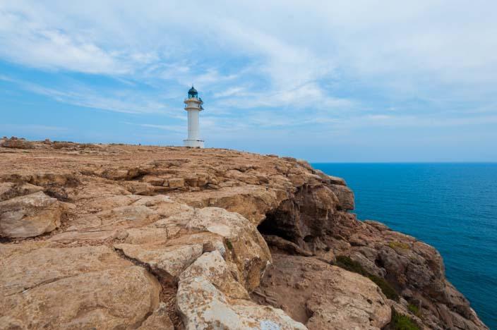 Wohin verreisen im Juni - Formentera Leuchtturm Cap de Barbaria