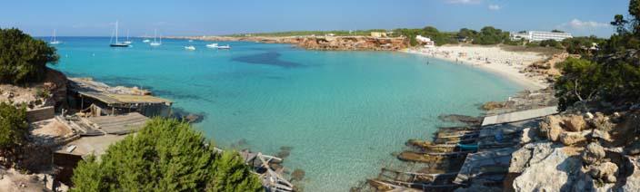 Wohin verreisen im Juni - Formentera Cala Saona