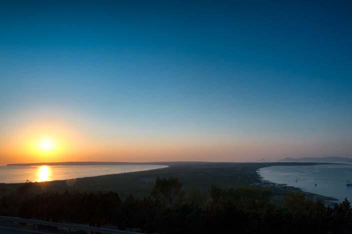 Wohin verreisen im Juni - Formentera Sonnenuntergang