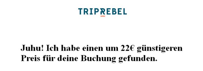 triprebel-Buchung-günstiger