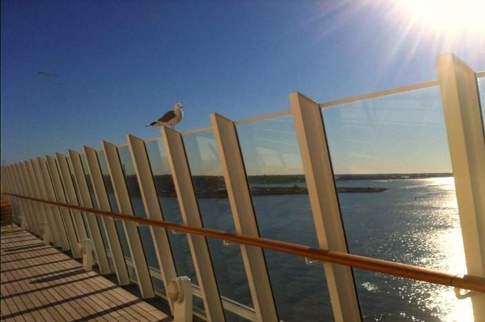 Wohin verreisen im Juli - Ostseekreuzfahrt