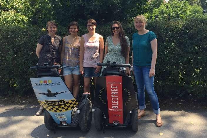 Alb Karlsruhe Segway Tour