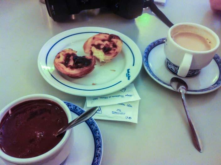 Essen Trinken Lissabon