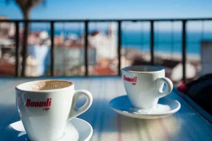 Essen und Trinken in Lissabon