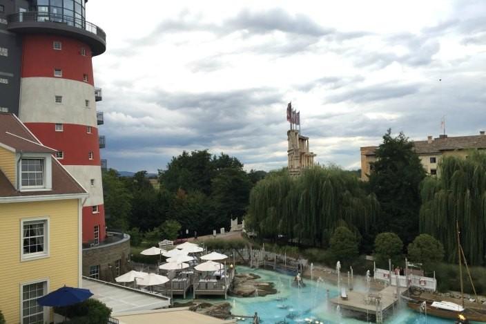Europa Park Hotel Bell Rock