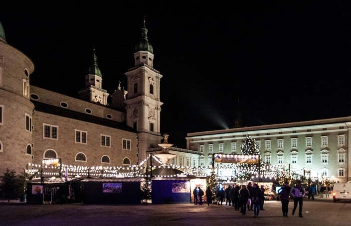 24 Stunden Salzburg Christkindlmarkt
