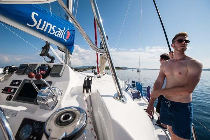 Blaue Lagune Kroatien