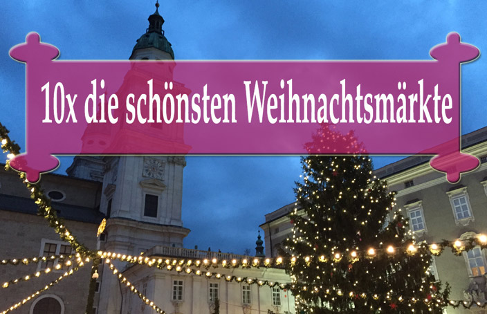 Die schönsten Weihnachtsmärkte Titel