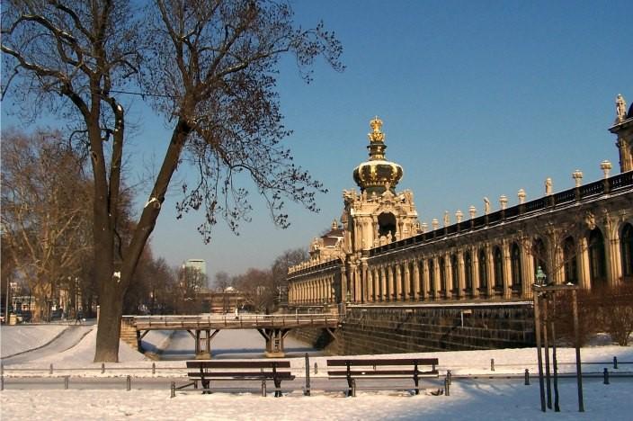 Vorweihnachtszeit in Dresden