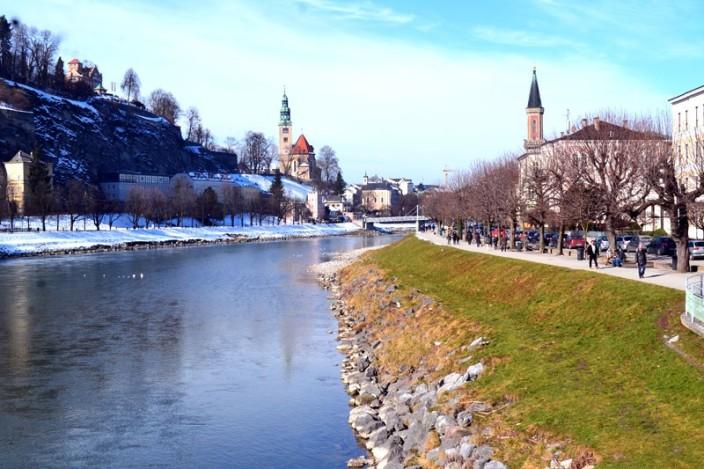 Vorweihnachtszeit in Salzburg