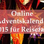 Online Adventskalender 2015