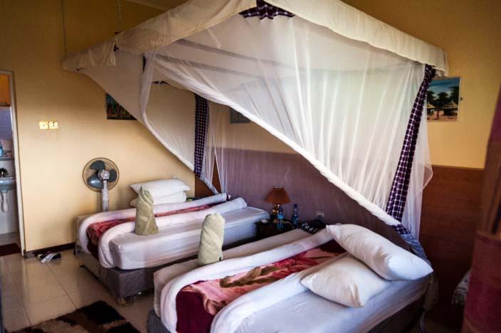 Tansania Rundreise Highview Hotel Karatu
