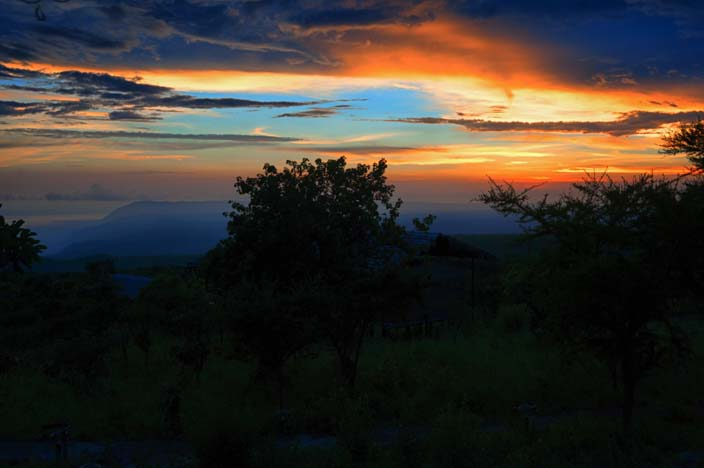 Tansania Rundreise Ngorongoro Wild Camp