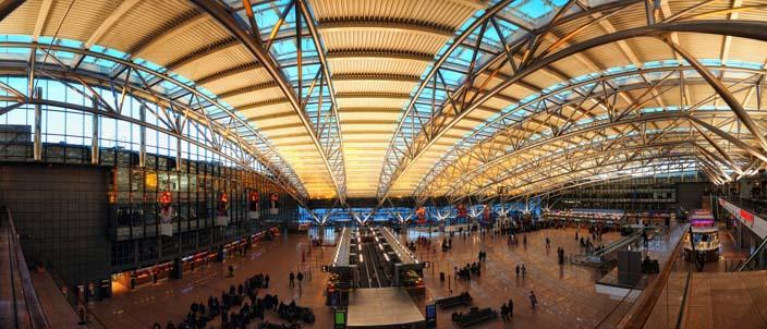 Reisepannen Flughafen Hamburg