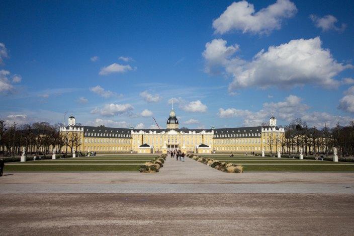 karlsruhe tipps Schloss Karlsruhe