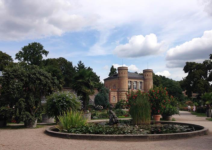 karlsruhe tipps Botanischer Garten