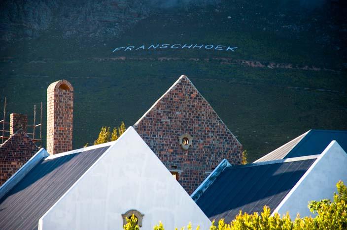 Südafrika Rundreise Franschhoek