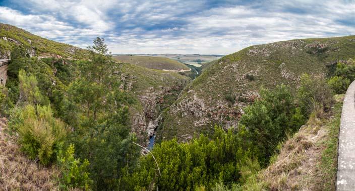 Südafrika Rundreise Franschhoek Pass