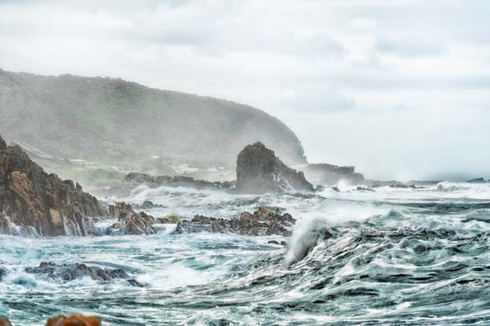 Südafrika Rundreise Tsitsikamma Nationalpark Storms River Mouth