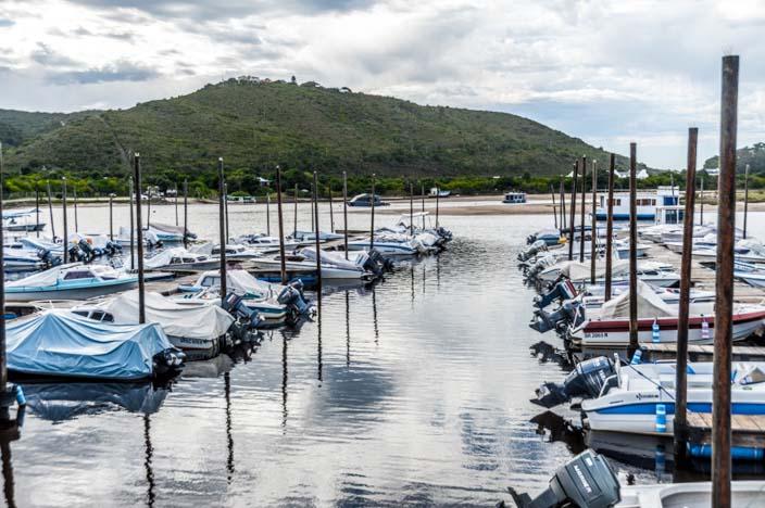 Südafrika Rundreise Plettenberg Boot leihen