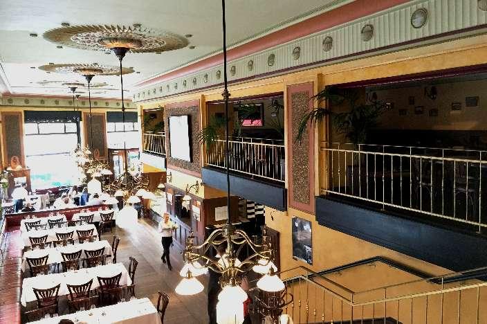 Budapest Café: Centrál Kávéház