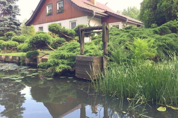Urlaub im Spreewald Stocherkahnfahrt ab Lübbenau