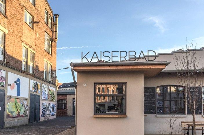 Katzencafé in Leipzig: Kaiserbad